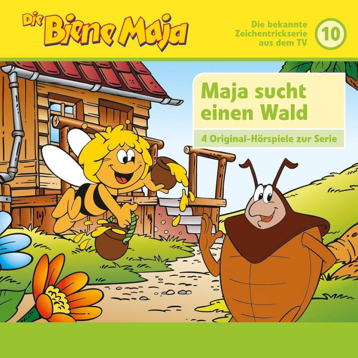 10: Maja sucht einen Wald u.a.