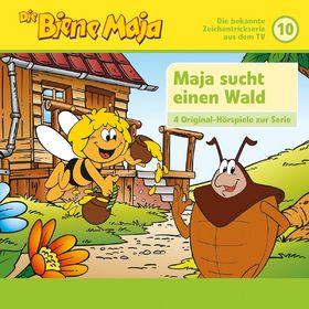 Die Biene Maja, 10: Maja sucht einen Wald u.a., 00602547160881