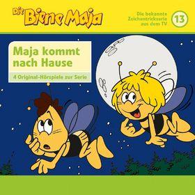 Die Biene Maja, 13: Maja kommt nach Hause, Ungebetene Gäste u.a., 00602547160966