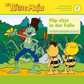 Die Biene Maja, 04: Flip sitzt in der Falle u.a., 00602547160669