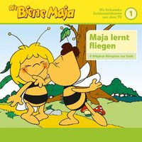 Die Biene Maja, 01: Maja wird geboren, Maja lernt fliegen u.a., 00602547158093