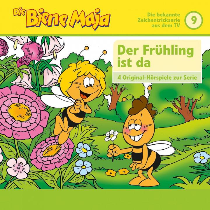 09: Der Frühling ist da, Maja die Riesin u.a.