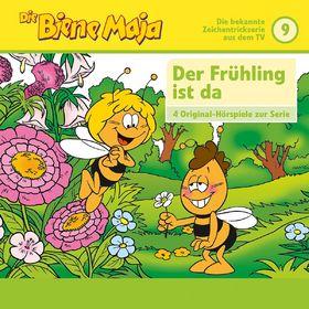 Die Biene Maja, 09: Der Frühling ist da, Maja die Riesin u.a., 00602547160805