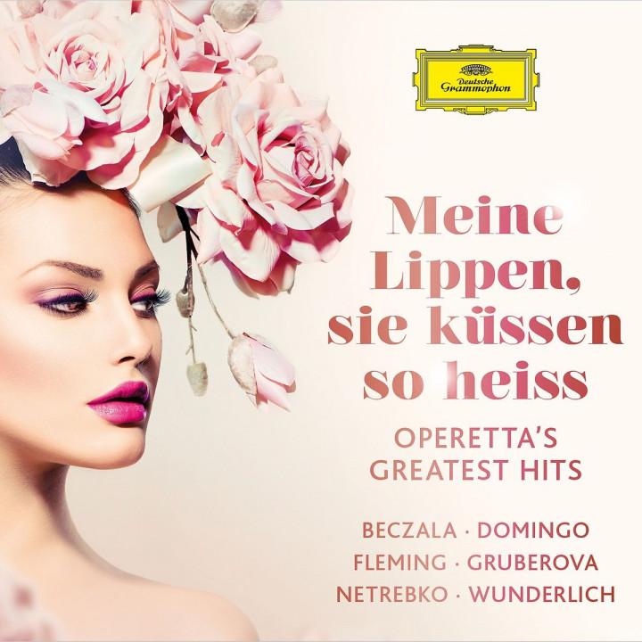 Meine Lippen, sie küssen so heiß - Operetta's Greatest Hits