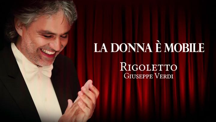 Opera - La Donna E'Mobile (Teaser)
