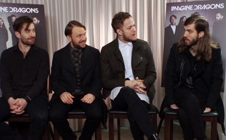 """Imagine Dragons über den Aufnahmeprozess des Albums """"Smoke + Mirrors"""""""