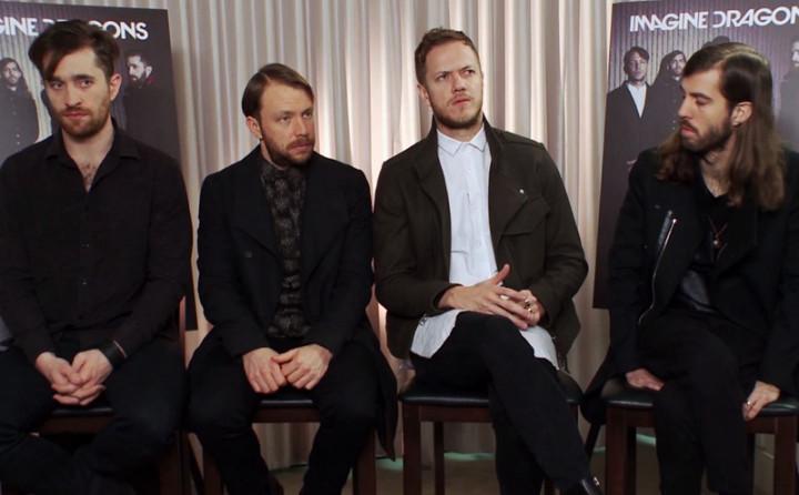 "Imagine Dragons über das Video zu ""I Bet My Life"""