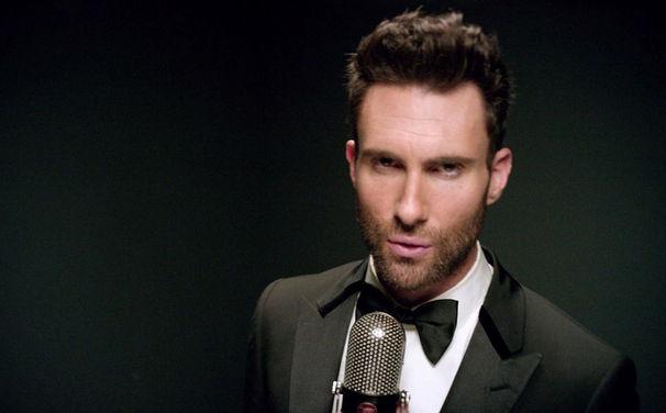 Maroon 5, Lost Stars aus Can A Song Save Your Life: Maroon 5 Frontmann Adam Levine tritt bei den Oscars 2015 auf