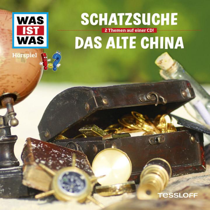 Folge 16: Schatzsuche / Das alte China
