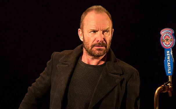 Sting, Wir verlosen 3 handsignierte Alben The last Ship von Musiktitan Sting!