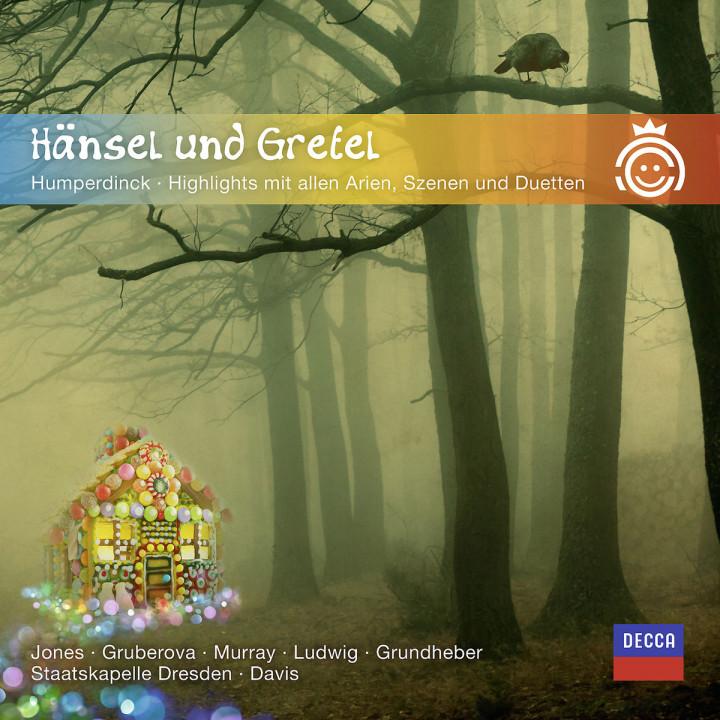 Hänsel und Gretel - Highlights - Alle Arien - Szenen und Duette