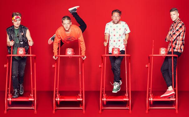 Die Orsons, Die Orsons veröffentlichen Single What's Goes? und kündigen neues Album für März an