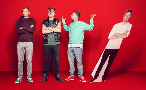 Die Orsons, Vorbei die Ruhe – am 30. Januar 2015 kommt die neue Orsons-Single What's Goes?