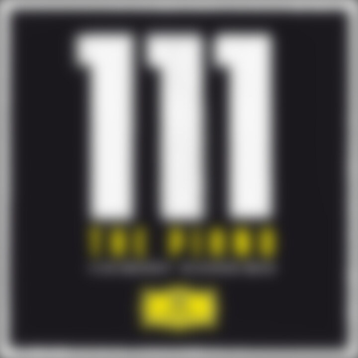 111 The Piano - Legendary Recordings