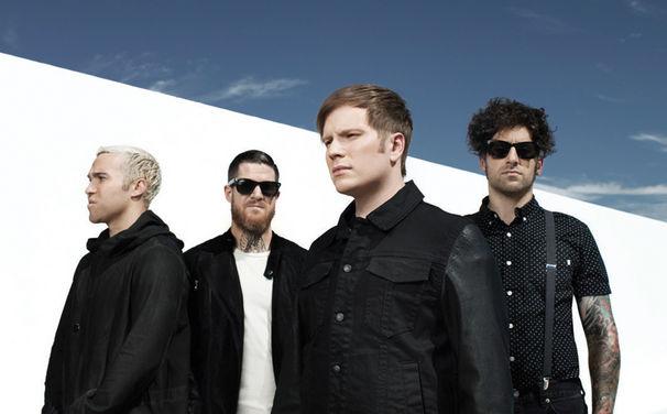 Fall Out Boy, Komplett ausverkauft: Fall Out Boy spielen in Deutschland vor vollem Haus