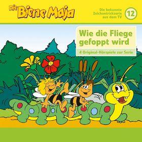 Die Biene Maja, 12: Wie die Fliege gefoppt wird u.a., 00602547160928