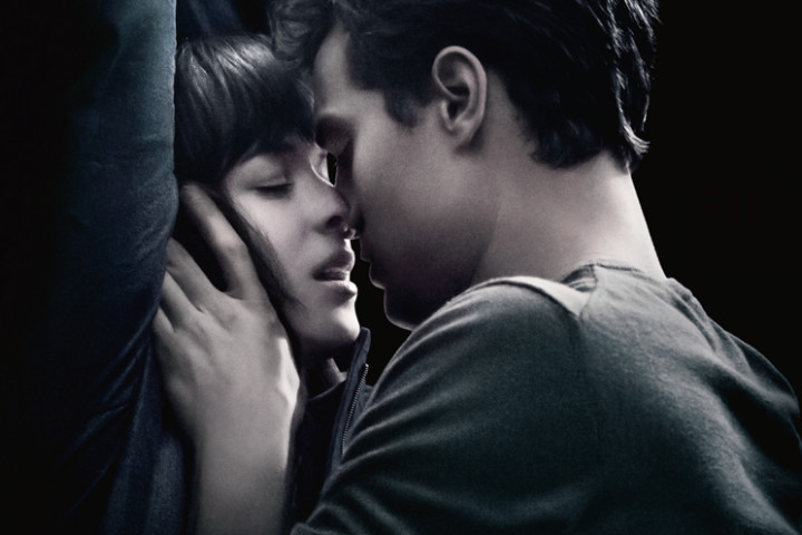 Fifty Shades Of Grey Plakat Ausschnitt
