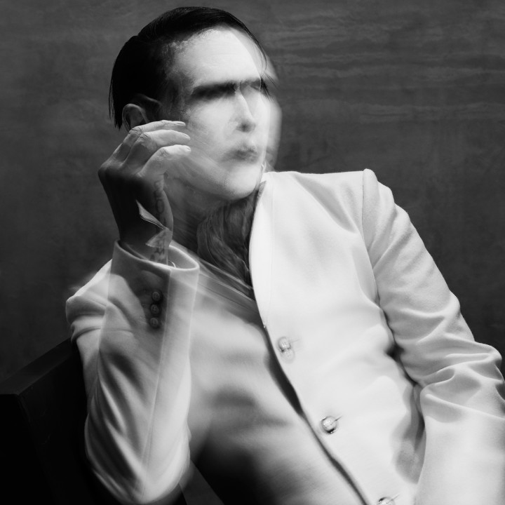 Marilyn Manson-The Pale Emperor-Album-2015