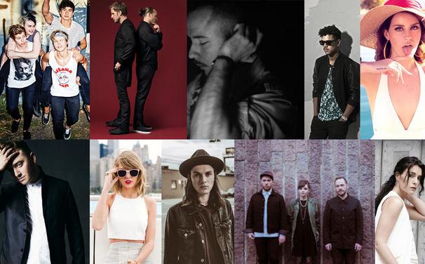 Sam Smith, 35. BRIT-Awards am 25. Februar 2015: Diese Universal Music Künstler sind nominiert und treten auf