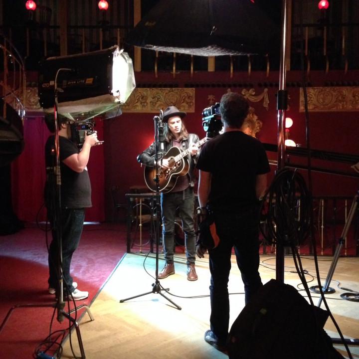 James Bay – Live 2015