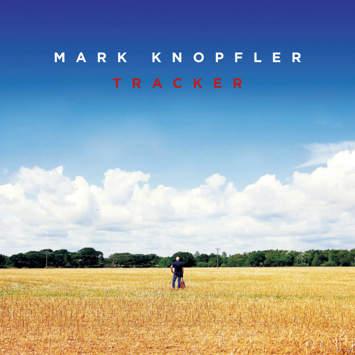 Mark Knopfler Tracker Cover