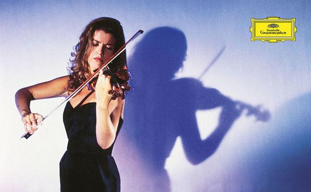 Anne-Sophie Mutter, Vinyl-Revival: Digitale und analoge Klassiker aus 5 Jahrzehnten