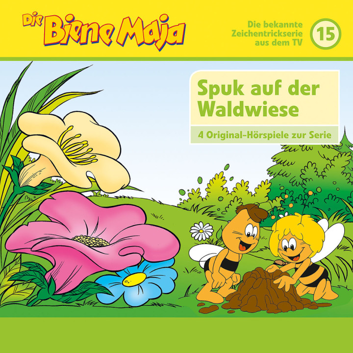 15: Spuk auf der Waldwiese, Erntedankfest u.a.