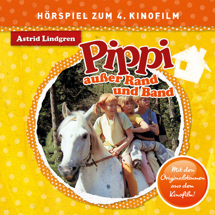 Pippi außer Rand und Band (Hörspiel zum Film)