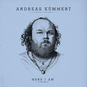 Andreas Kümmert, Here I Am, 00602547213259