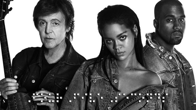 Rihanna, Four Five Seconds: Rihanna, Kanye West und Paul McCartney veröffentlichen gemeinsame Single
