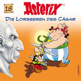 Asterix, 18: Die Lorbeeren des Cäsar, 00602547126795