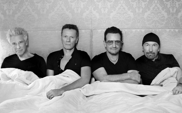 U2, Little Book Of A Big Year: Bono blickt im A to Z of 2014 auf das vergangene Jahr zurück