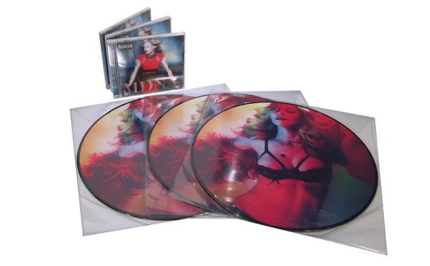 Madonna, Vorfreude auf Madonnas neues Album: Gewinnt hier MDNA als CD und Girl Gone Wild als Picture-Vinyl
