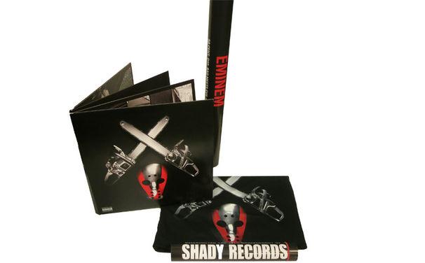 Eminem, Poster, Banner, SHADYXV als Vinyl und T-Shirt: Holt euch jetzt ein umfangreiches Eminem-Fanpaket