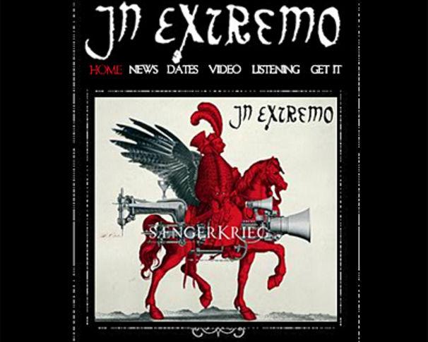 In Extremo, Jetzt neu: Das In Extremo Widget