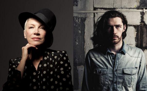 Hozier, Grammy Moments: Hozier tritt bei den 57. Grammy Awards zusammen mit Annie Lennox auf