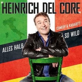Heinrich Del Core, Alles halb so wild, 00602547213327