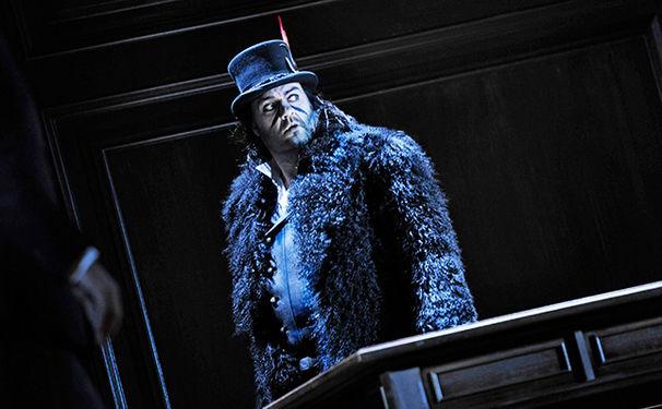 Richard Wagner, Spektakuläre Rolle - Bryn Terfel singt den Fliegenden Holländer