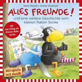 Kleiner Rabe Socke, Alles Freunde! und weitere Geschichten, 00602547155894