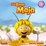 Die Biene Maja, 01: Majas Geburt, Willis Flasche u.a. (CGI), 00602547159885