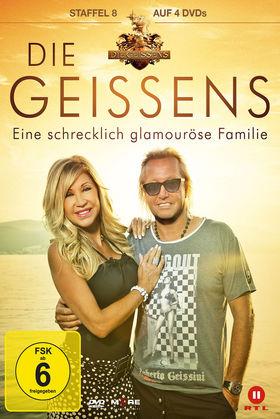 Die Geissens, Die Geissens - Staffel 8 (4 DVD), 04032989604067
