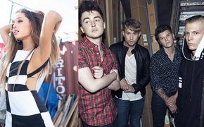 Rixton, Rixton kommen nach Berlin: Erlebt sie als Vorband beim Konzert von Ariana Grandes The Honeymoon Tour