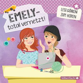 Patricia Schröder, Emely - total vernetzt! (Lesegören), 09783867422741