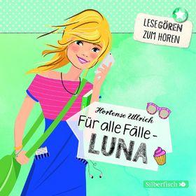 Hortense Ullrich, Für alle Fälle - Luna (Lesegören), 09783867422734