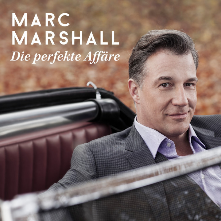 Marc Marshall - Die perfekte Affäre - Single