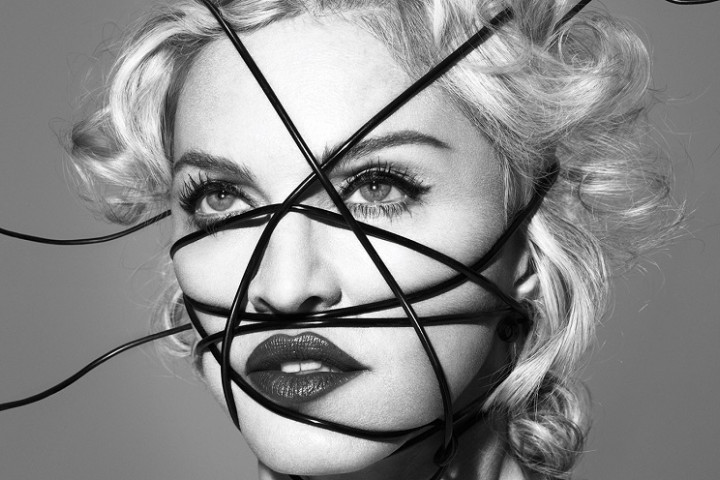 Madonna Rebel Heart Cover 2015