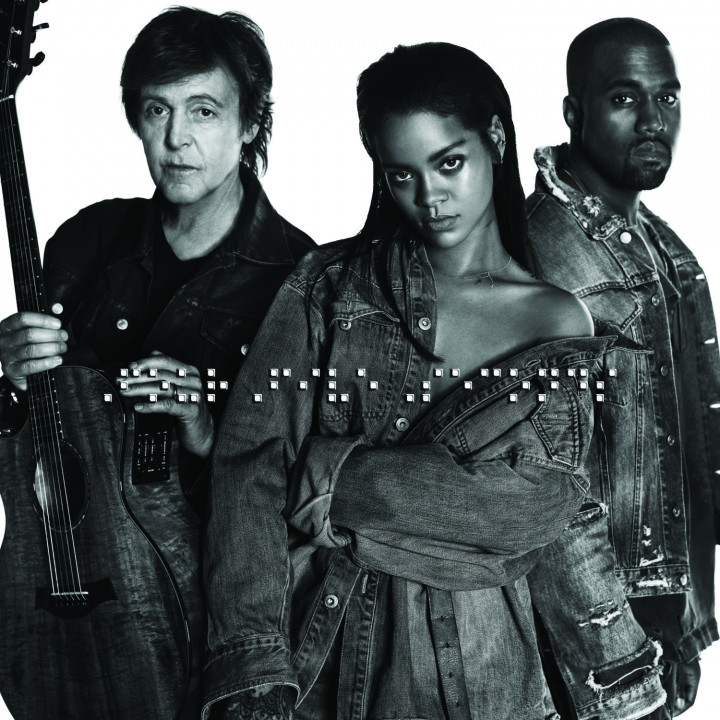 Rihanna FourFiveSeconds Cover
