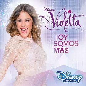 Violetta, Violetta - Hoy somos más (Staffel 2, Vol. 1), 00050087322670