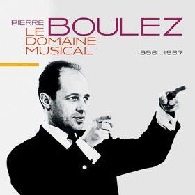 Pierre Boulez, Le Domaine Musical, 00028948115105