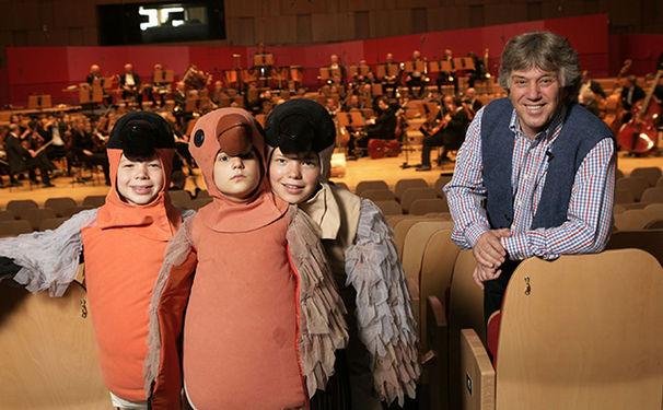 Rolf Zuckowski, Rolf Zuckowski führt Kinder an die Klangwelt der Klassik heran